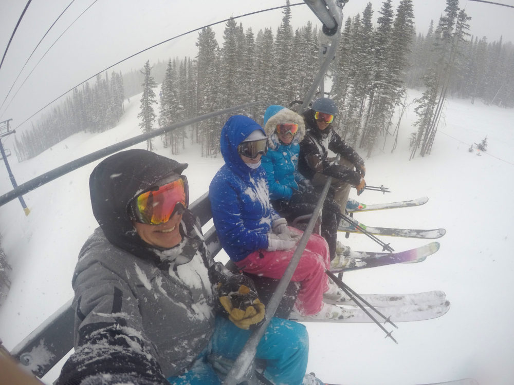 One of my favorite aspects of skiing is meeting new people on the lifts 9371a2f66