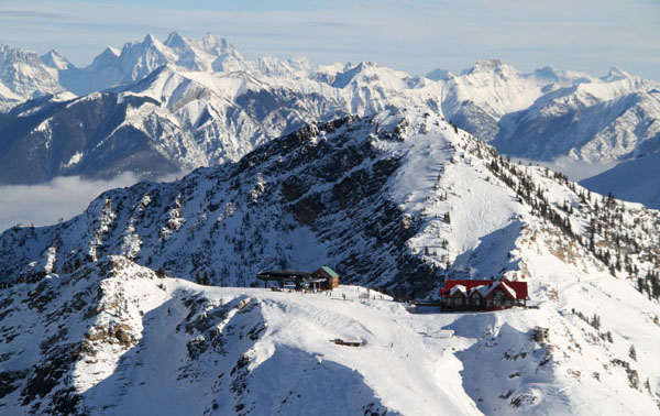 Kicking Horse Mountain Resort Family Ski Review Canadian