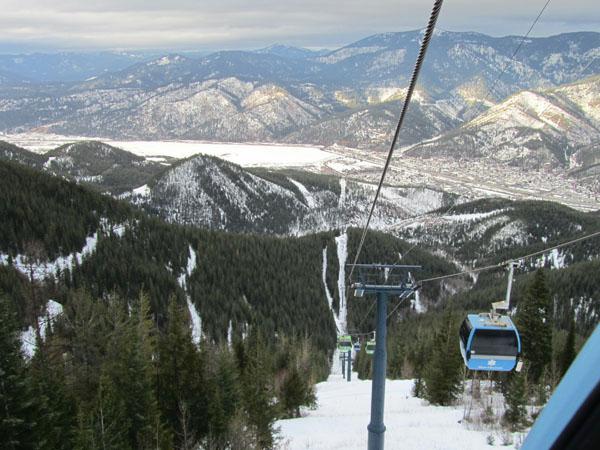 Silver mountain idaho skiing family ski review for Silver mountain cabins