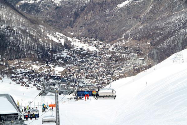 Saas Fee Switzerland Family Ski Vacation Guide FamilySkiTrips