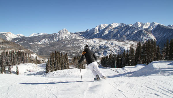 Purgatory Durango Colorado Skiing Photos For Families