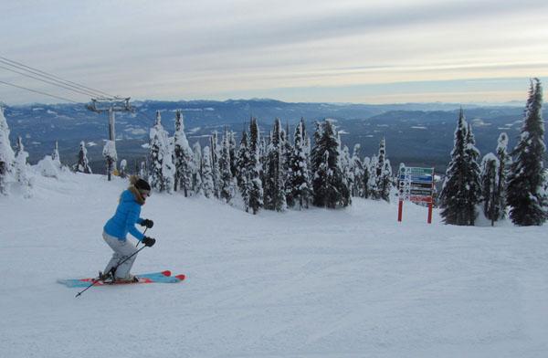 Big White Canada Ski Photos Familyskitrips