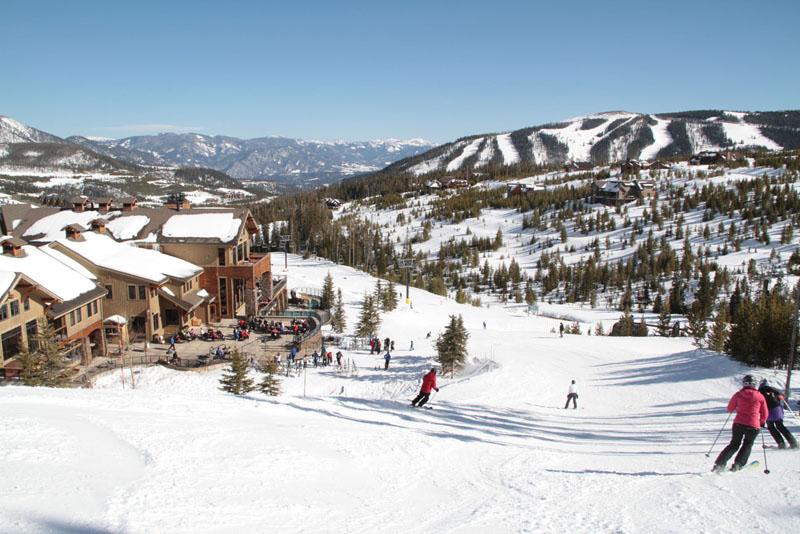 Moonlight Basin At Big Sky Montana Family Ski Review