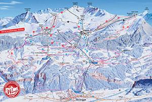 Halsiberg Trail Map