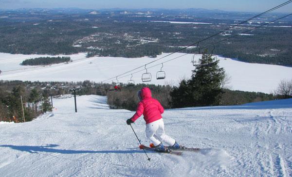 Shawnee Peak Maine Ski Review Familyskitrips
