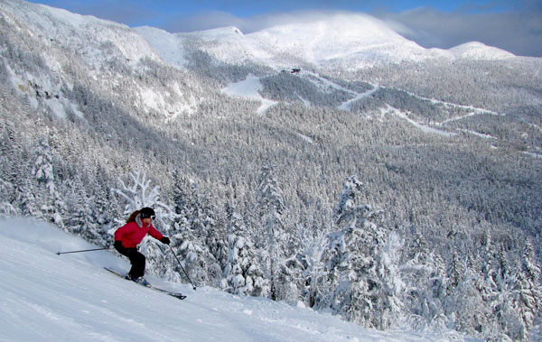 New England S Best Ski Trails For Expert Skiers