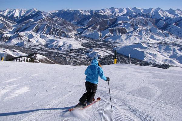 Idaho Skiing