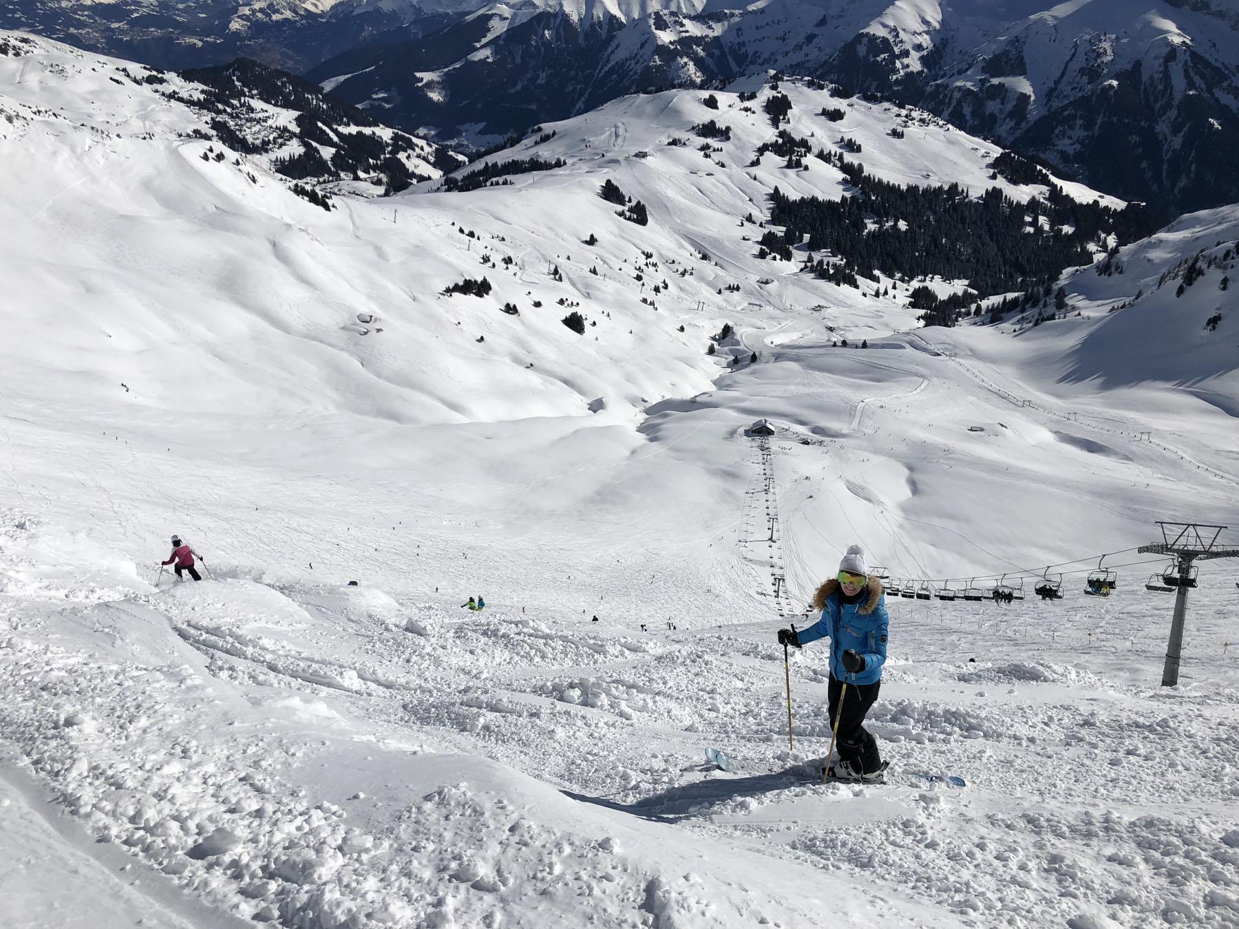 Portes Du Soleil Top Ski Trails Familyskitrips